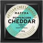 Picture of MAFFRA CHEESE PEPPERCORN 150G