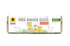 Picture of FREE RANGE EGGS 700GM