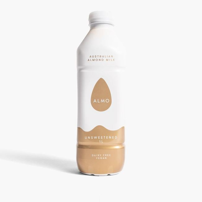 Picture of ALMO ALMOND MILK 1LTR