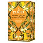 Picture of PUKKA LEMON GINGER & MANUKA HONEY