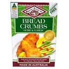 Picture of BREAD CRUMBS HERB & GARLIC 200G EA
